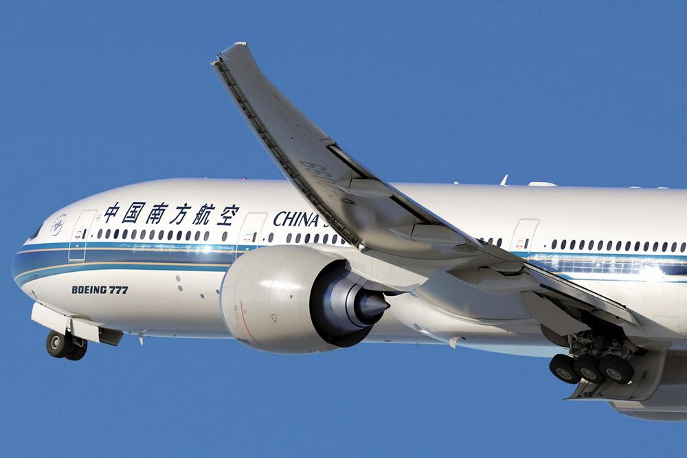 中国南方航空B777