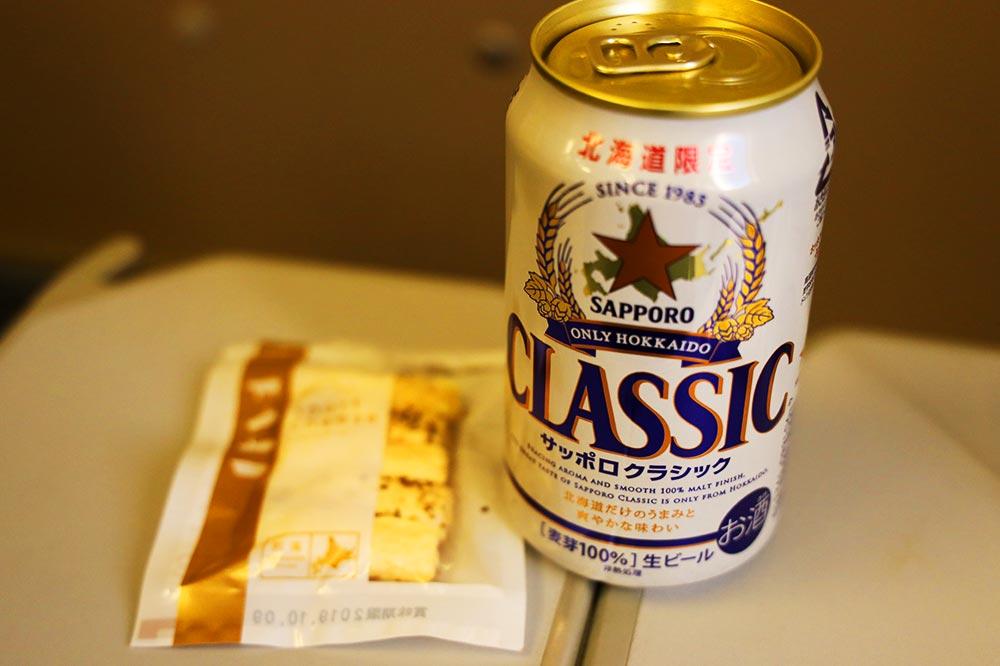 Air Do ビール