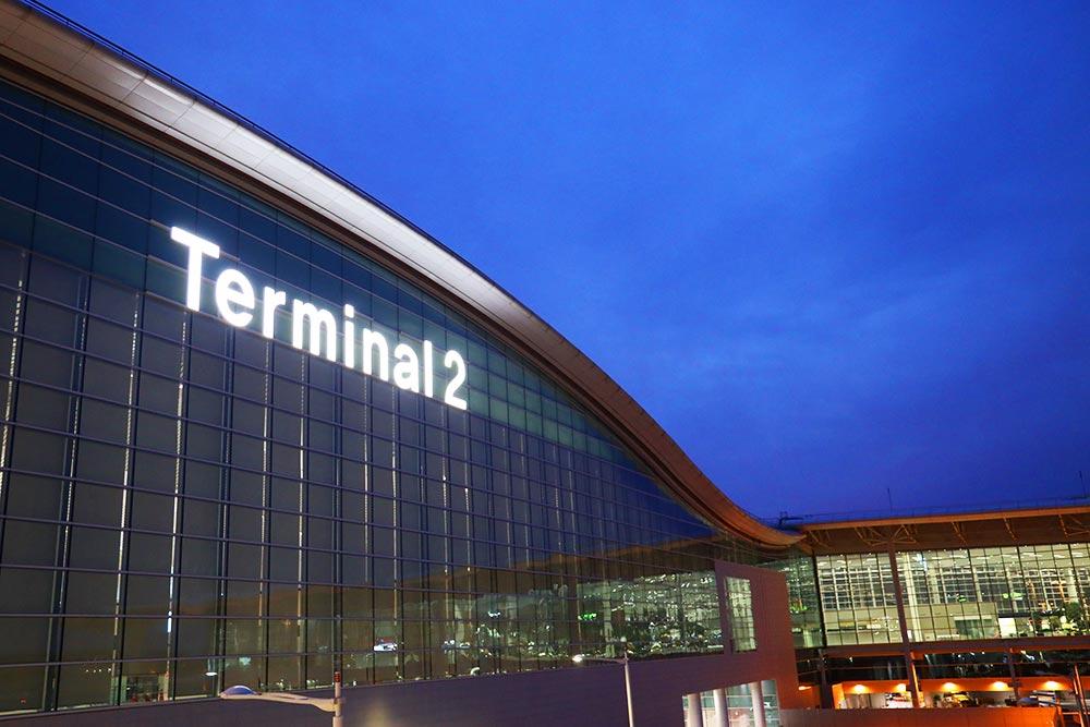 仁川空港ターミナル2