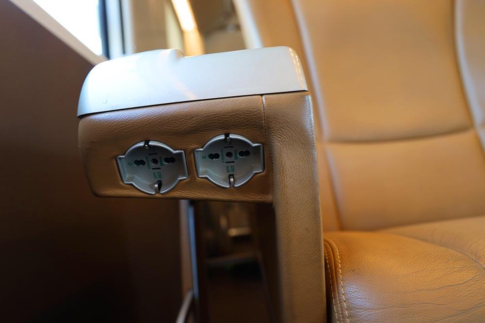 シート電源
