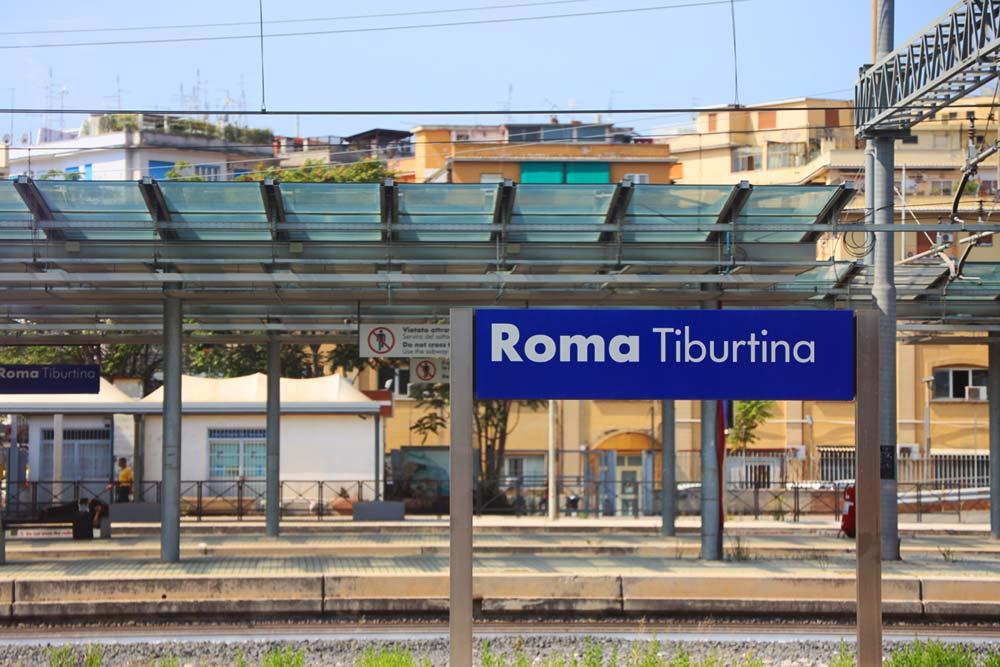 ティブルティーナ駅