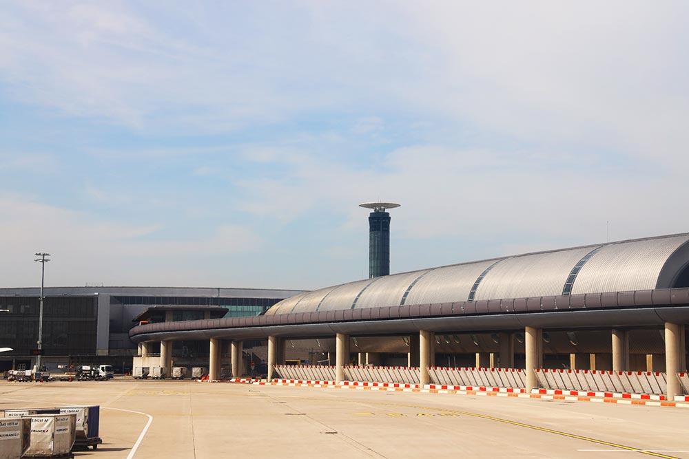 エールフランスターミナル2