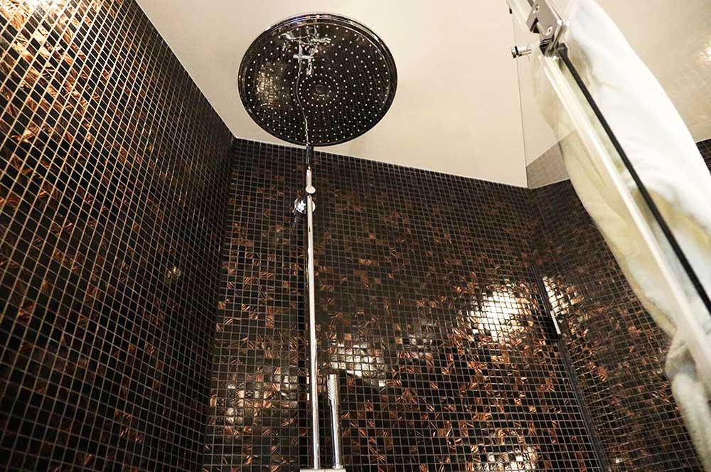 スイスホテル タリン シャワー