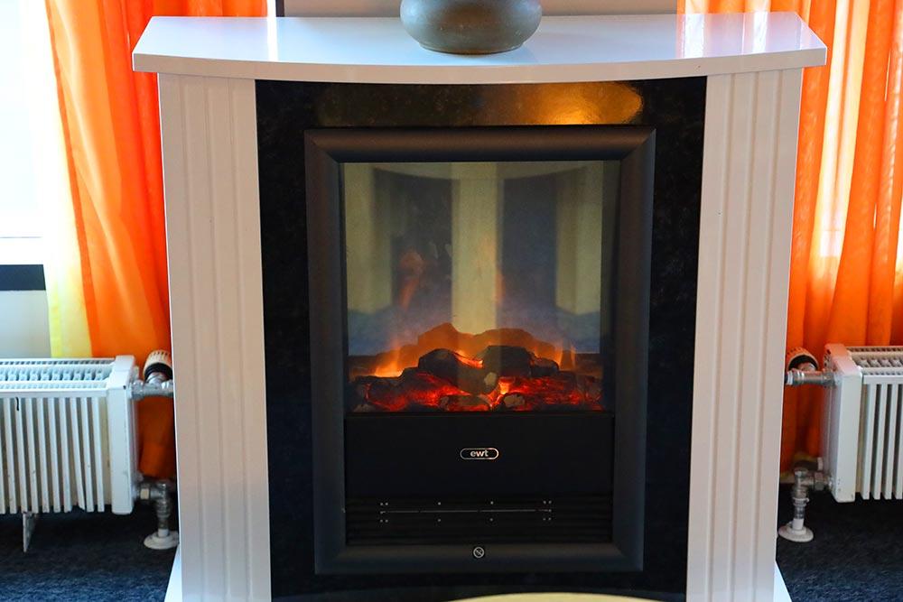 バーチャル暖炉