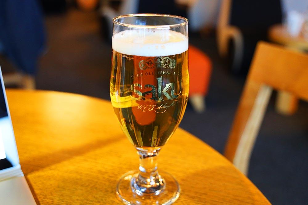 SAKUビール