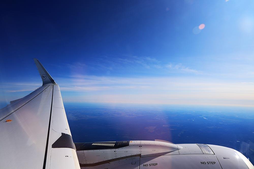 A321neoシャークレット