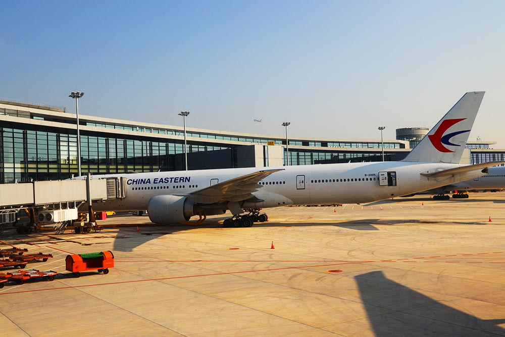 上海新サテライトターミナル