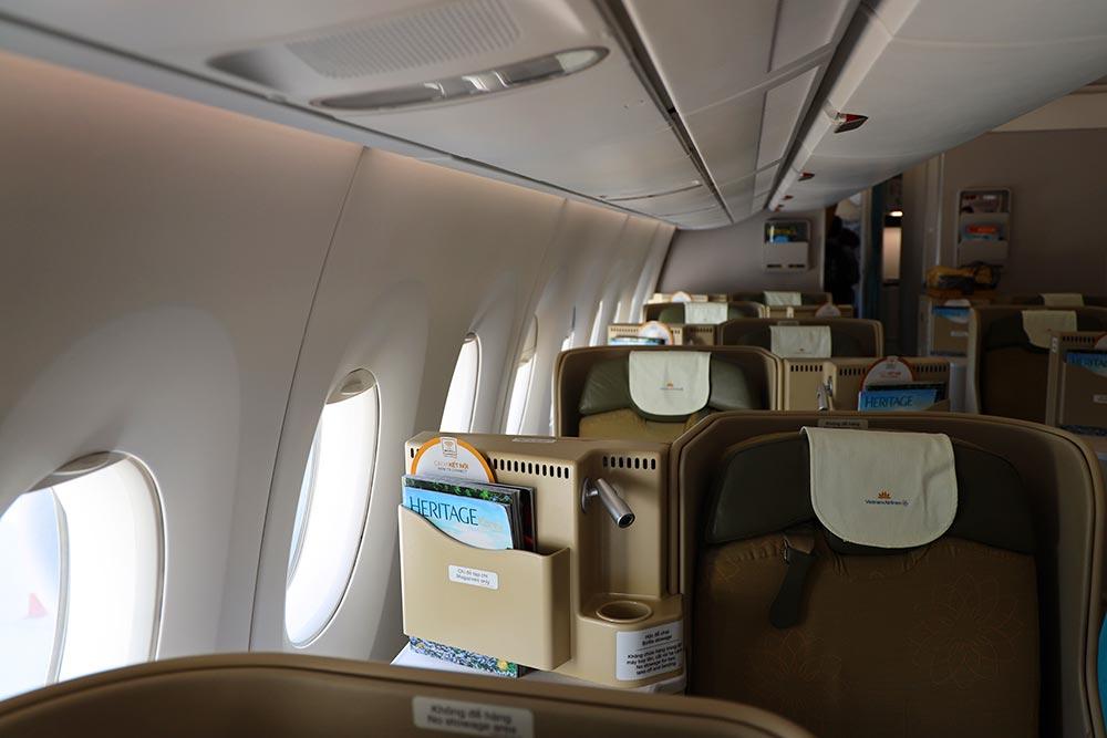 ベトナム航空ビジネスクラス