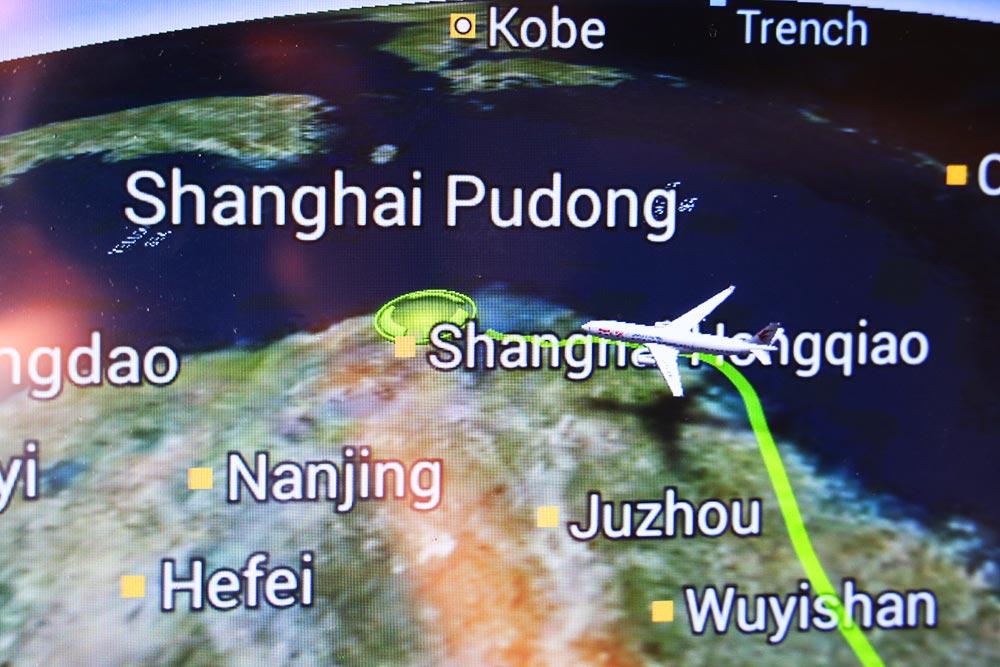 上海ルート