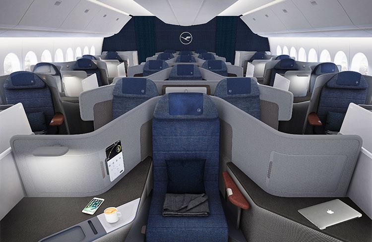 LH 777-9シート