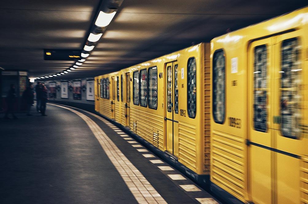 ベルリン地下鉄
