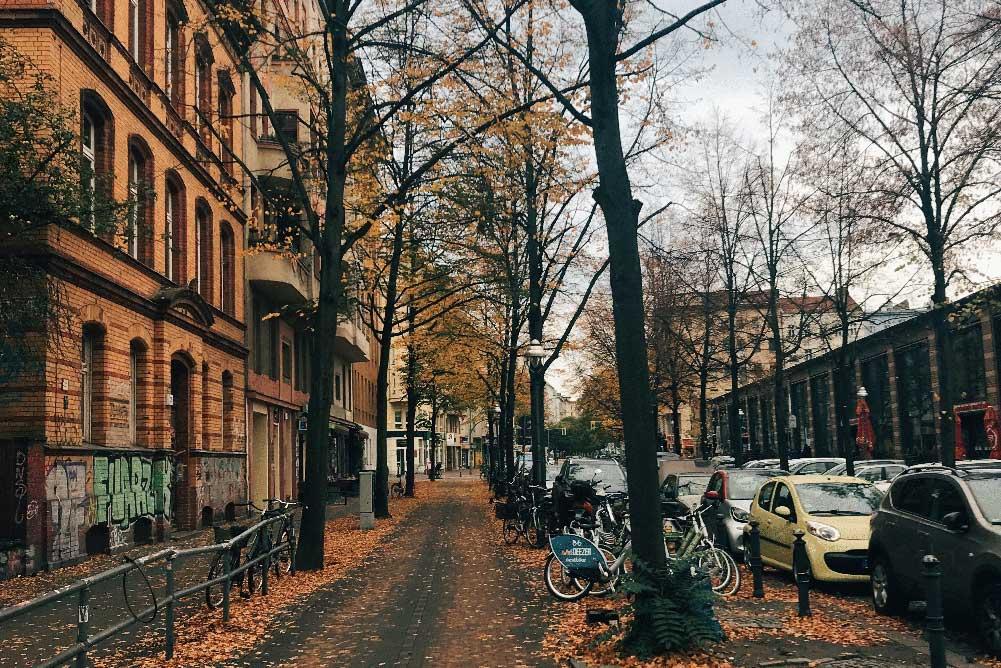 ベルリン市内