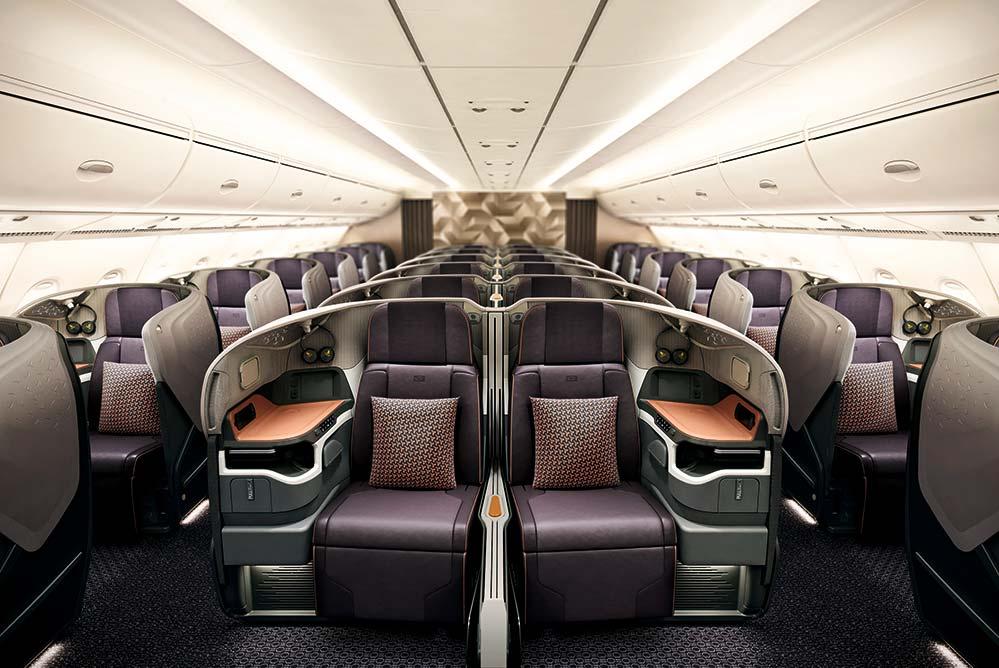 A380R ビジネスクラス
