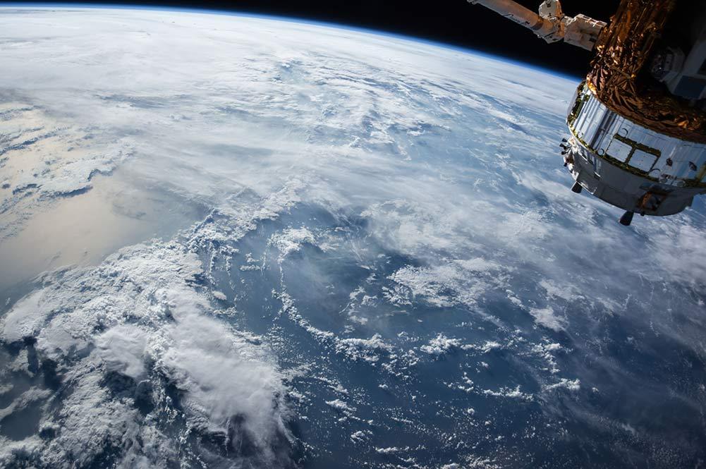 地球規模観