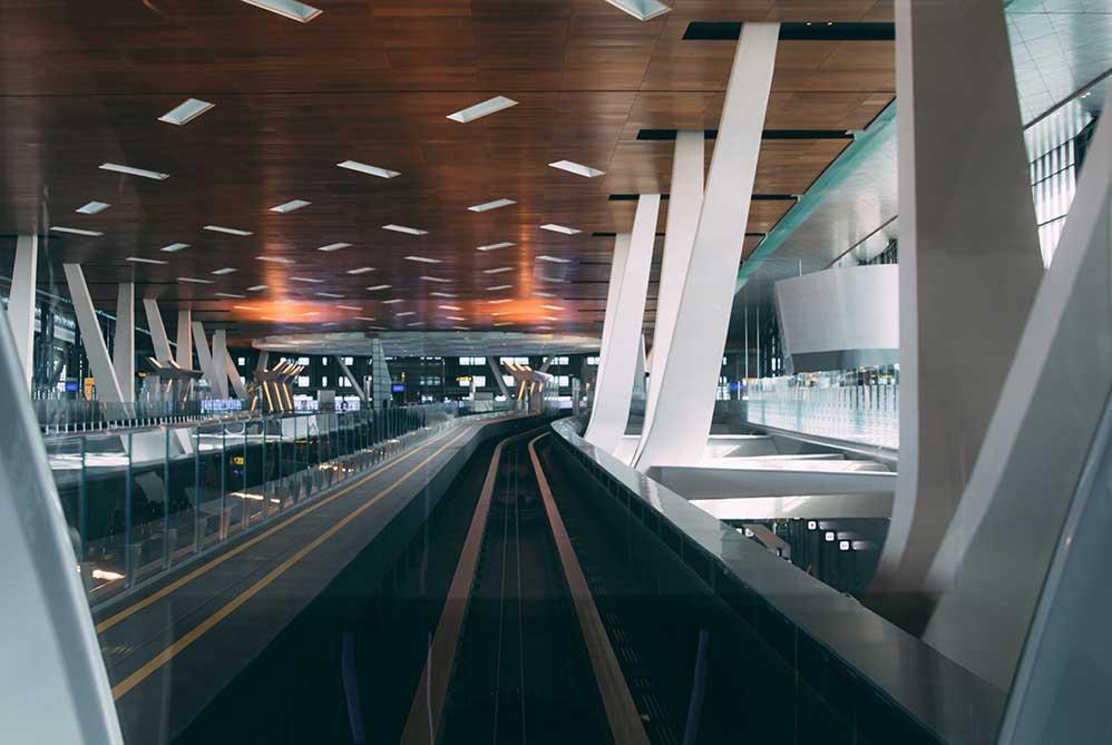 ドーハ・ハマッド空港