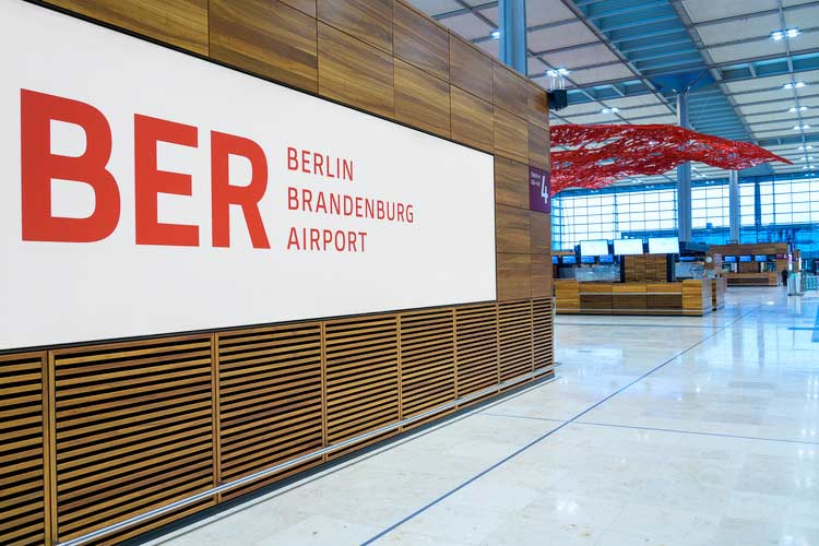 BER空港