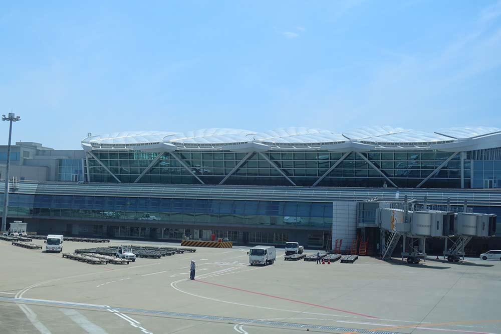 第二ターミナル国際線ホール