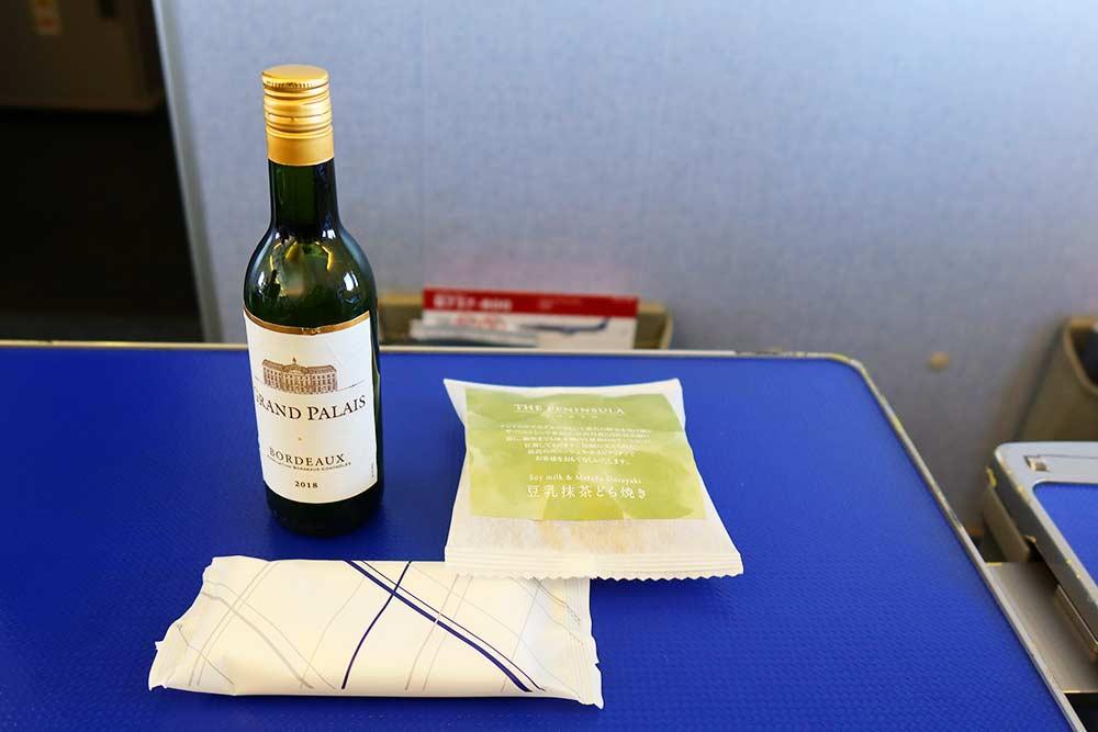 プレミアムクラス白ワイン