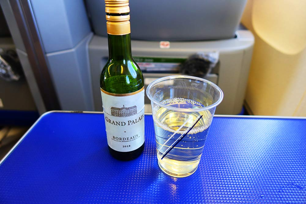 プレミアムクラス 白ワイン