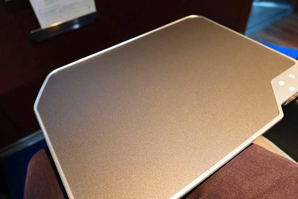 シートテーブル