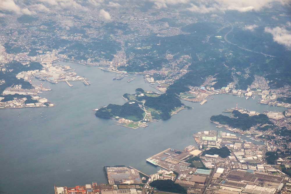 横須賀本島