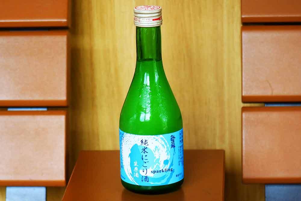 諏訪酒造 日本酒スパークリング