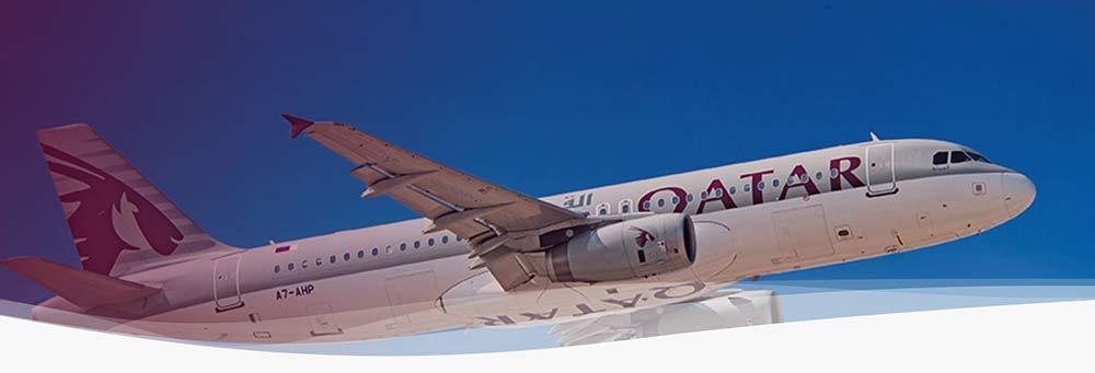 カタール航空 A320