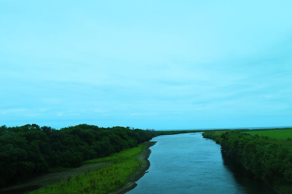 オホーツク沿岸