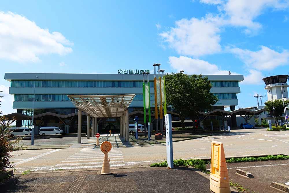 のと里山空港ターミナル