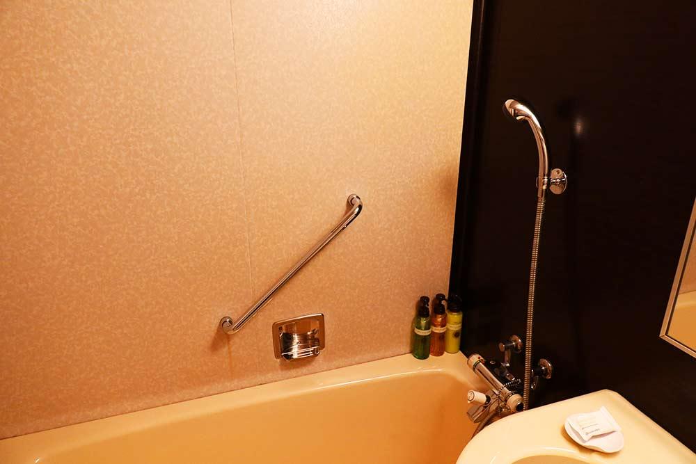 ANAクラウンプラザ福岡 バスルーム