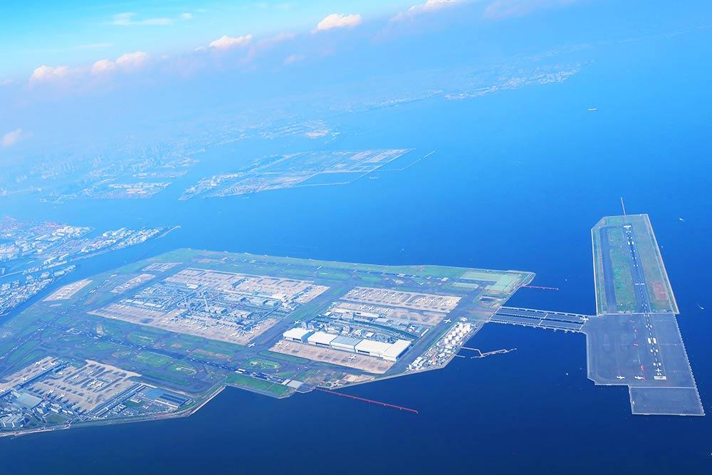 羽田空港全景
