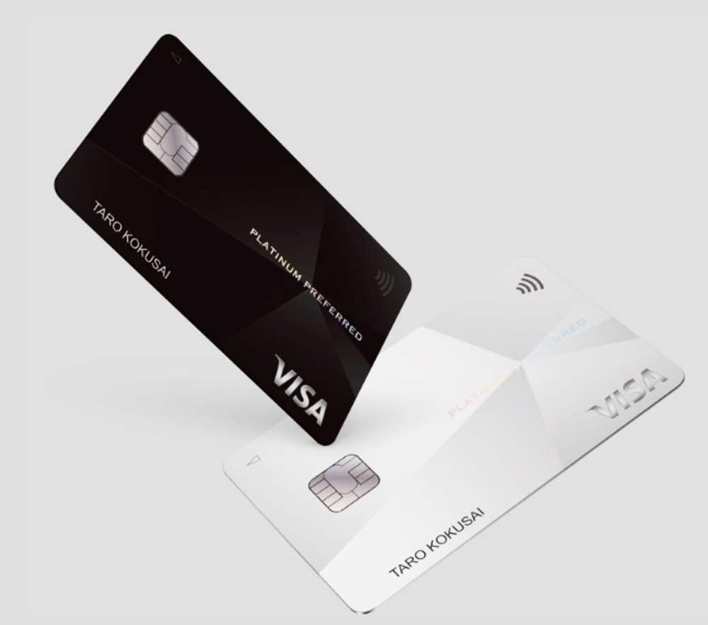 SMBC pref card