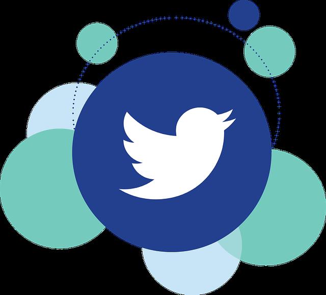 Twitterの鳥の絵
