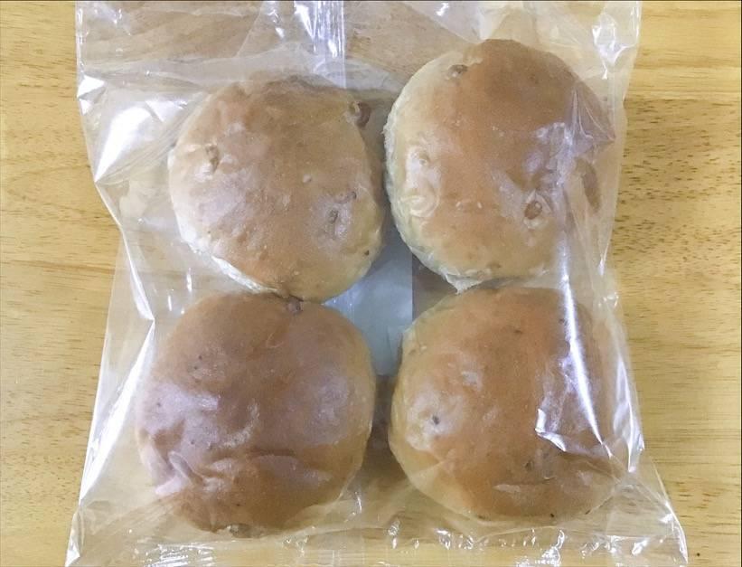 Oisix くるみパン
