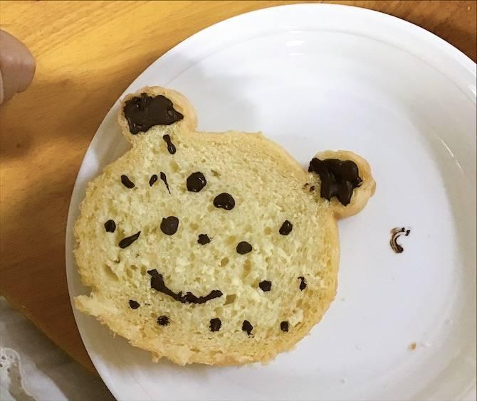 くまさんパン