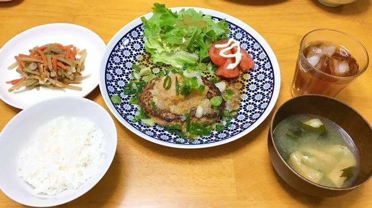 有田焼を使ったある日のご飯