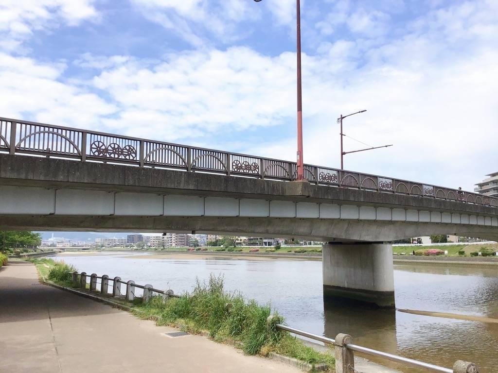 室見川筑肥橋