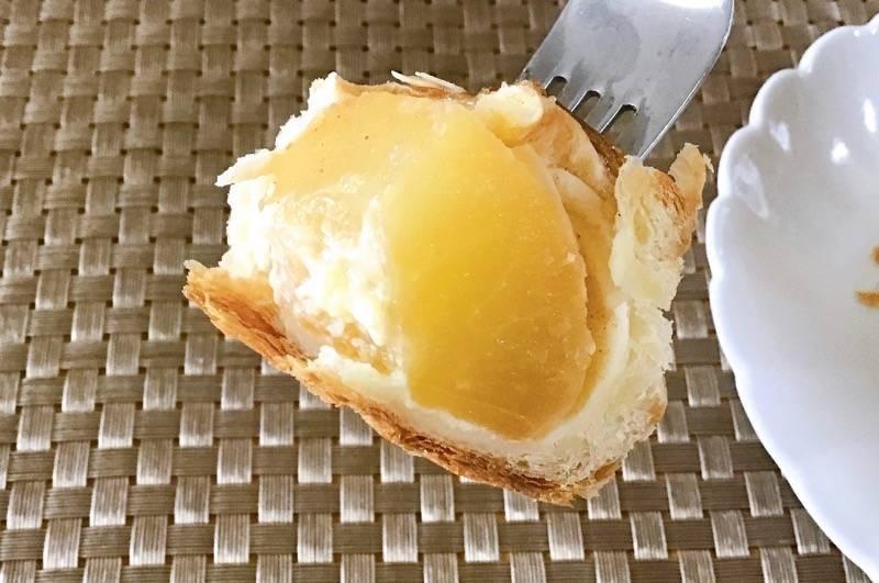 陽まるアップルパイの一口サイズ