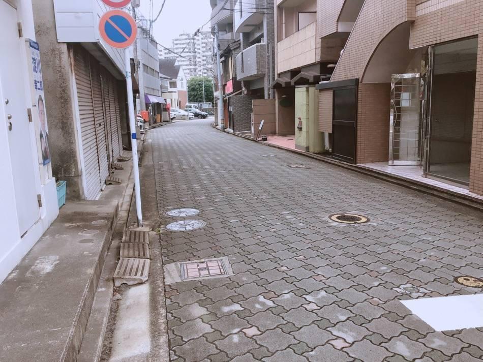 旧唐津街道