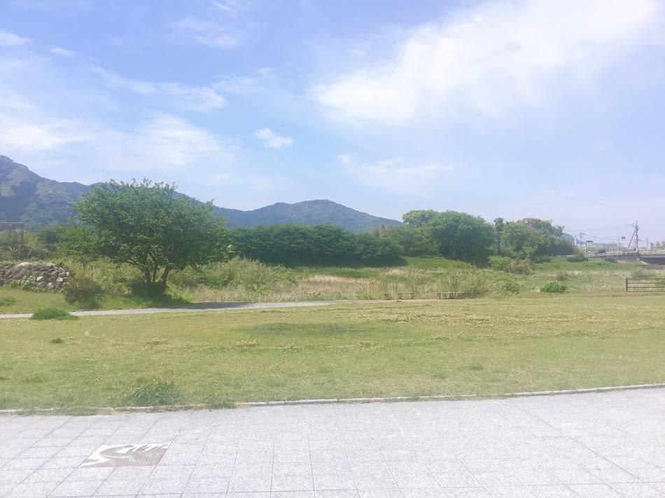 田村花立広場