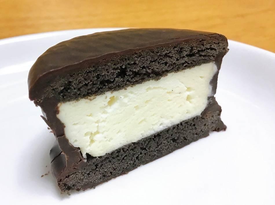 チョコクッキーサンド