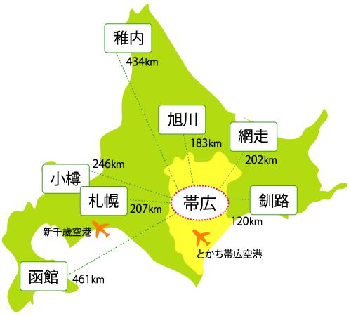 【道東】札幌から日帰り可能!意外と穴場な帯広 ...