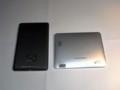 左 Nexus 7, 右 Impression i7A
