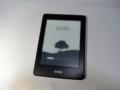 Kindle Paperwhite 初期化中