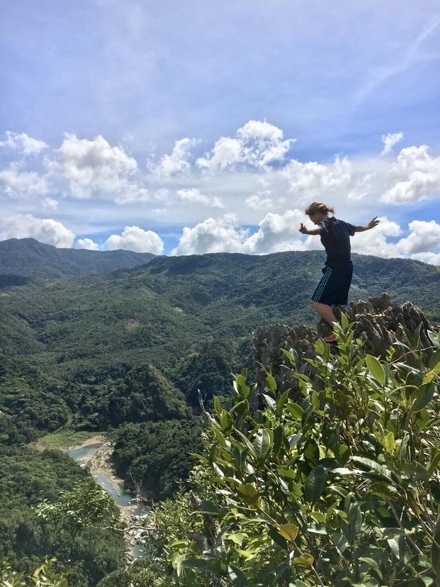 ママラ山の頂