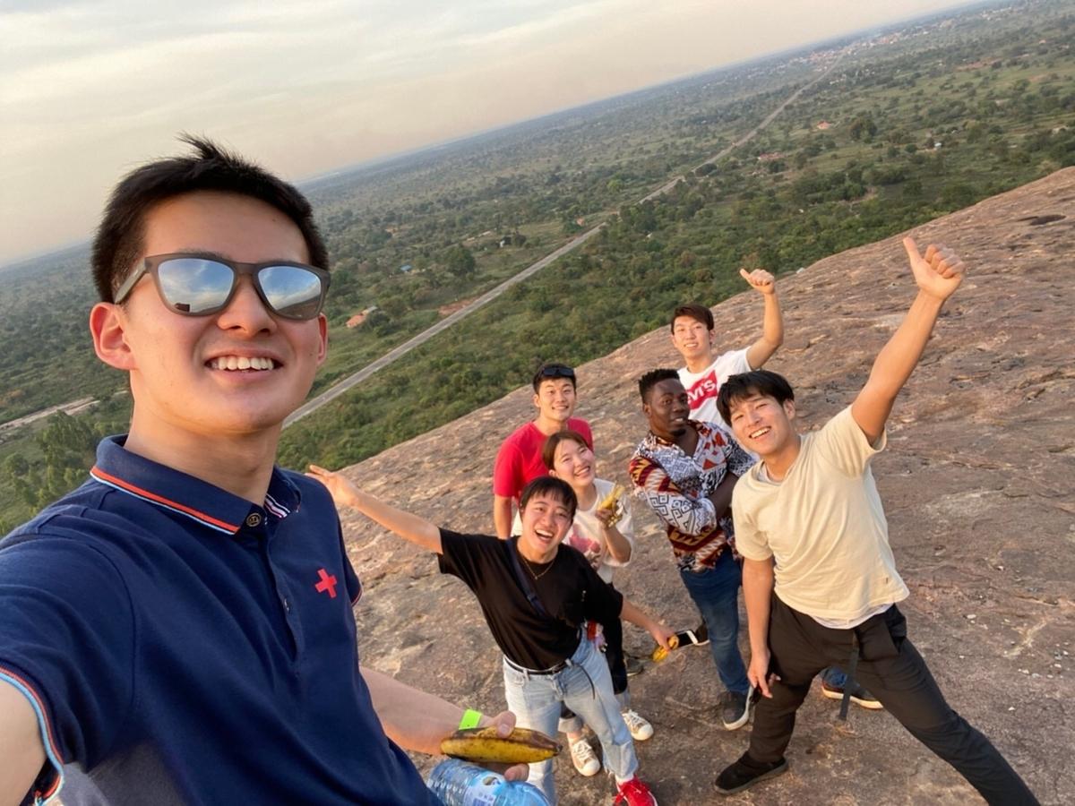 カタクウィの絶景スポット
