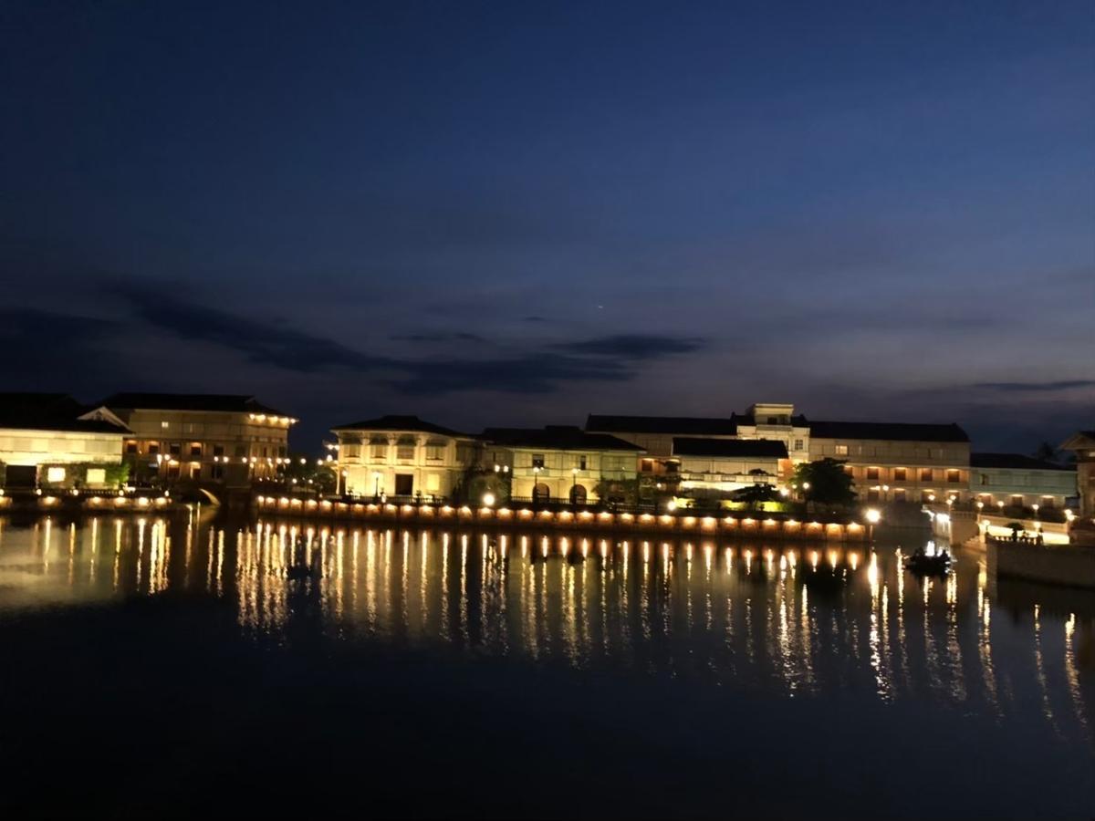 ラス・カサス、夜の風景