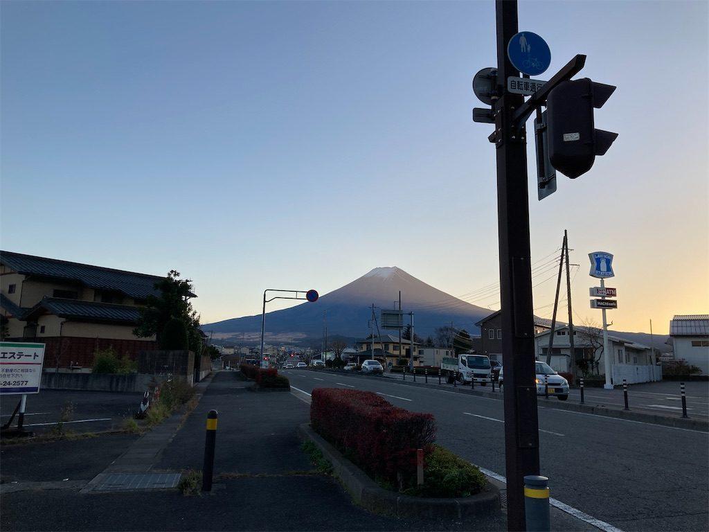 富士見バイパス北交差点