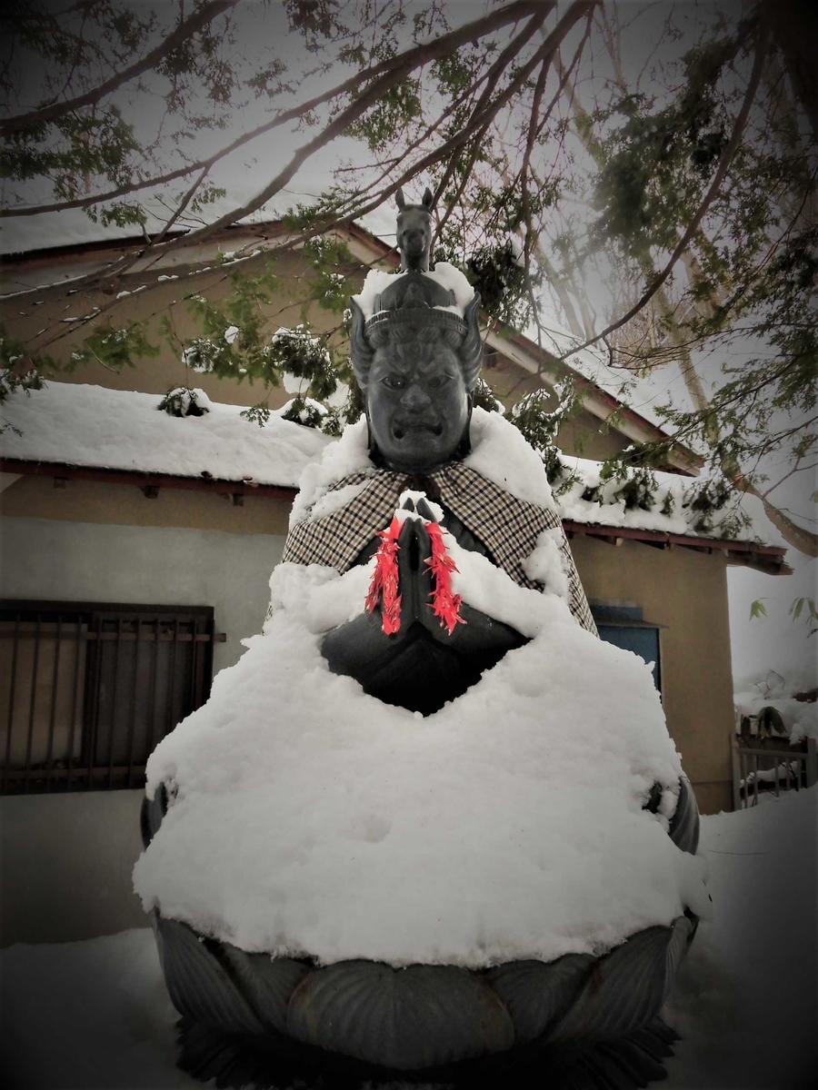 円山仏像1