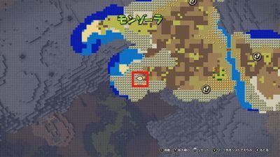 軍隊アリの発生場所